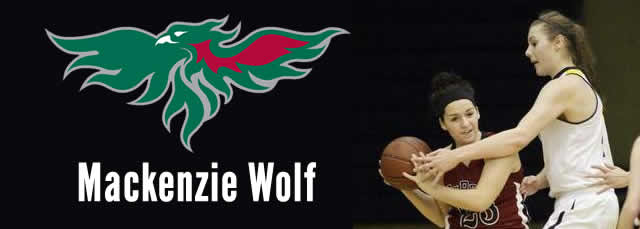 Green Bay Snares a Wolf:  Mackenzie Verbals the Phoenix!